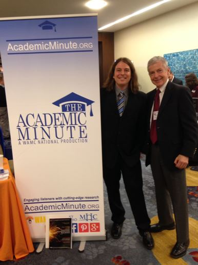 The Acadmic Minute team
