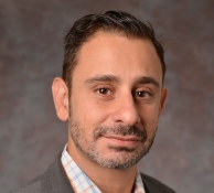Social Work associate professor Edward Alessi