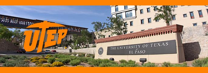 university of texas at el paso week on