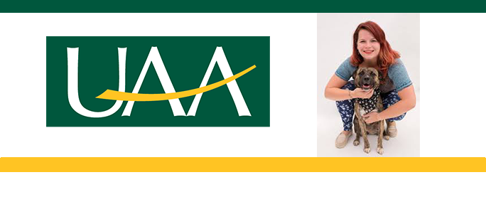 Ashley O'Connor, University of Alaska Anchorage – Veterans and Service Dogs